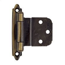 Self-closing, Face Mount 3/8 In (10 Mm) Inset Hinge