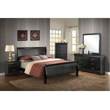 Belleview Black Bedroom