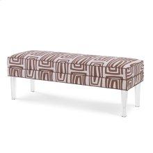 Livery Bench (Acrylic Legs)
