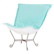 Marisol Chair Sunbrella, AQUA, CHAIR