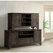 Grand Haven - 56-inch TV Console - Rich Charcoal Finish Product Image