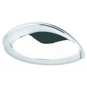 Advantage Plus Three 64mm CC Polished Chrome Cup Pull Product Image