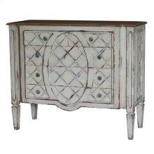 Dauphine 5 Drawer Dresser