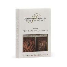 Tudor Oak Collection Postcard