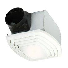 110 CFM Silent Fan Light