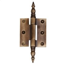 Mortise Hinge A762 - Antique English