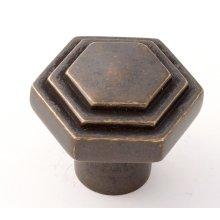Geometric Knob A1535 - Barcelona