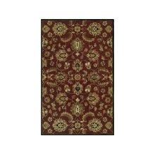 England Floor Coverings Pars Kashan K-2688 Burgundy 5' x 8' Rectangle 101241