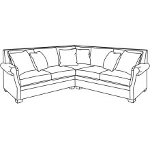 Patterson 24290 Sectional