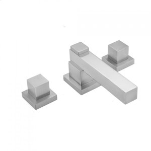 Satin Nickel - CUBIX® Faucet with Cube Handles Product Image