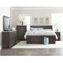 Standard Furniture 69350 Stonehill Dark Mansion Bedroom set Houston Texas USA Aztec Furniture