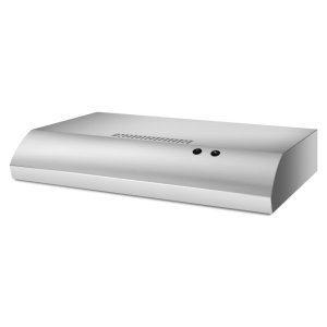 30-INCH NON-VENTED UNDERCABINET HOOD - Stainless Steel