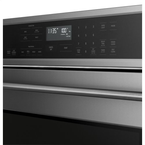 "Monogram 27"" Electric Single Wall Oven"