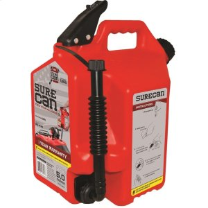 SureCan 5.0 Gallon Gas Can Product Image