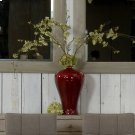 Dark Red Urn Product Image