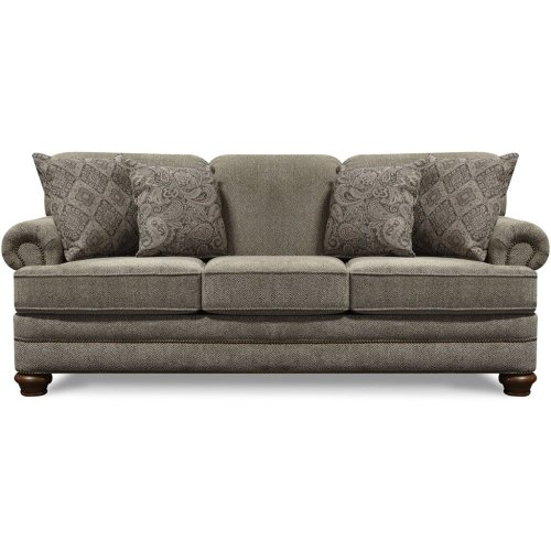 Reed Sofa with Nails 5Q09N