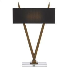 Willemstad Brass Table Lamp