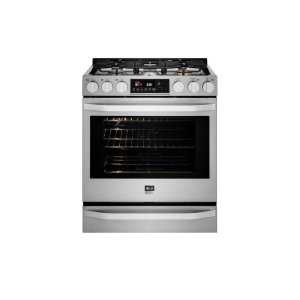 LG STUDIO 6.3 cu. ft. Smart wi-fi Enabled Gas Slide-in Range with ProBake Convection® Product Image