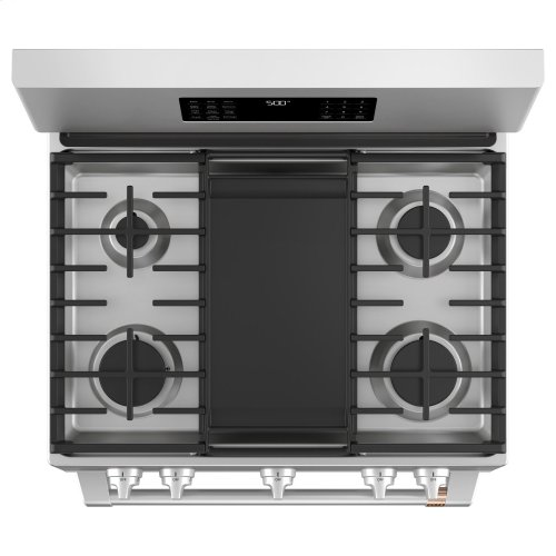 "Café 30"" Free-Standing Gas Oven with Convection Range"