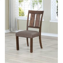 7702 Wire Brushed Dining Chair