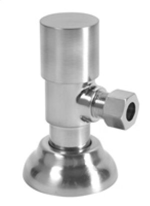 Round Handle Angle and Straight Valves Product Image