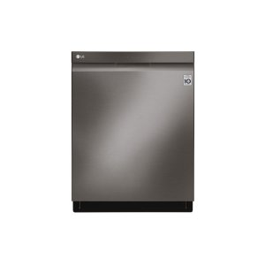 Top Control Smart wi-fi Enabled Dishwasher with QuadWash and TrueSteam® Product Image