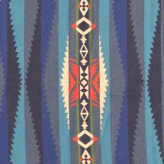 Lahaina Wave Turquoise Fabric