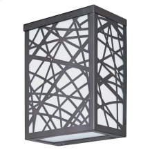 Inca LED Small Outdoor Wall Sconce