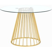 """Gio Dining Table - 48"""" W x 48"""" D x 30"""" H"""