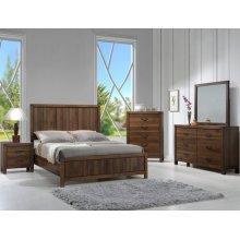 Belmont Wood Bedroom