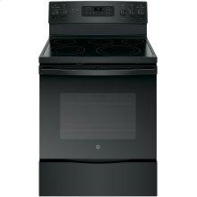 """GE® 30"""" Free-Standing Electric Convection Range - CLEARANCE ITEM"""