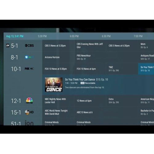 Stream + Media Player and OTA DVR