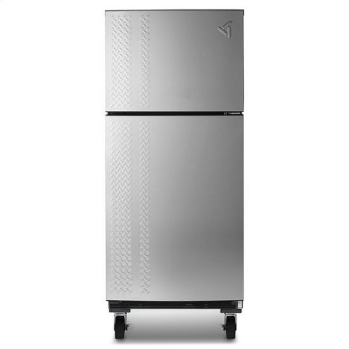 Gladiator® Chillerator® Garage Refrigerator - Stainless Steel