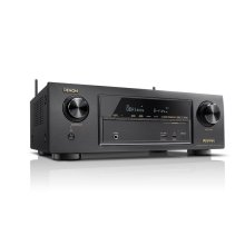 7.2 Channel Full 4K Ultra HD AV Receiver with built-in Wi-Fi and Bluetooth ® , Dolby Atmos, DTS:X, HDCP2.2, HDR, Audyssey MultEQ XT, 6/1 HDMI In/Out