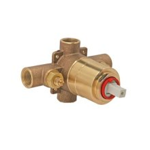 Shower rough-in valve
