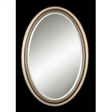 Petite Manhattan Oval Mirror