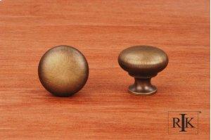 Thin Mushroom Knob Product Image