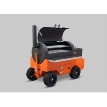 The Cimarron Competition Smoker