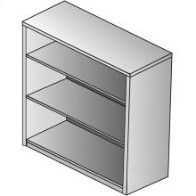 "Kenwood 3-shelf Bookcase/hutch, 42"" High"