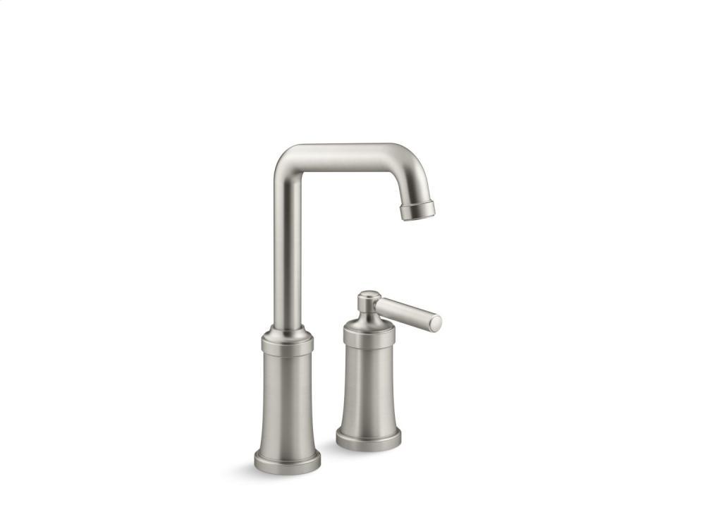 Bar Faucet - Brushed Nickel