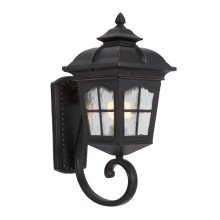 Amelia Collection One Light Fluorescent Exterior