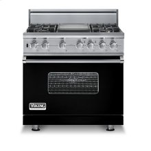 "36"" 5 Series Self-Cleaning Gas Range, Natural Gas"
