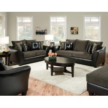 3200 Pinnacle Gray Sofa and Loveseat