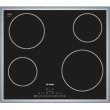 Serie  6 Electric Cooktop 60 cm Black NET5466SC