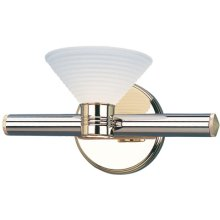 Wall Lamp, W/frost-stepped Glass, 75w/jd Type