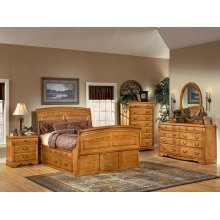 FG600NS Pigeon Forge Nightstand