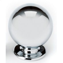 Knobs A1033 - Polished Nickel