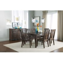 Saluda Wood Side Chair