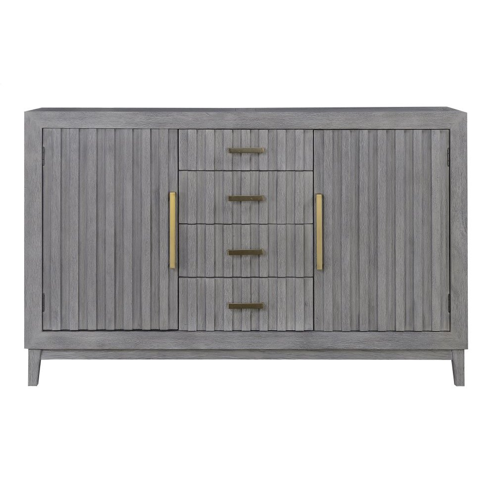 Emerald Home Carrera Server Slate D905-50