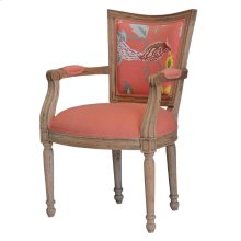 Bloomsbury upholstered arm chair